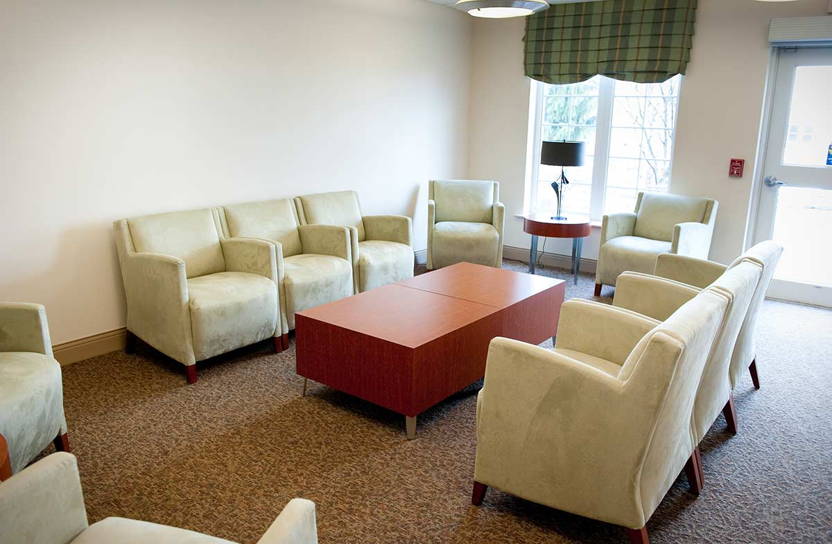 Birnhak Transitional Care Family Meeting Room