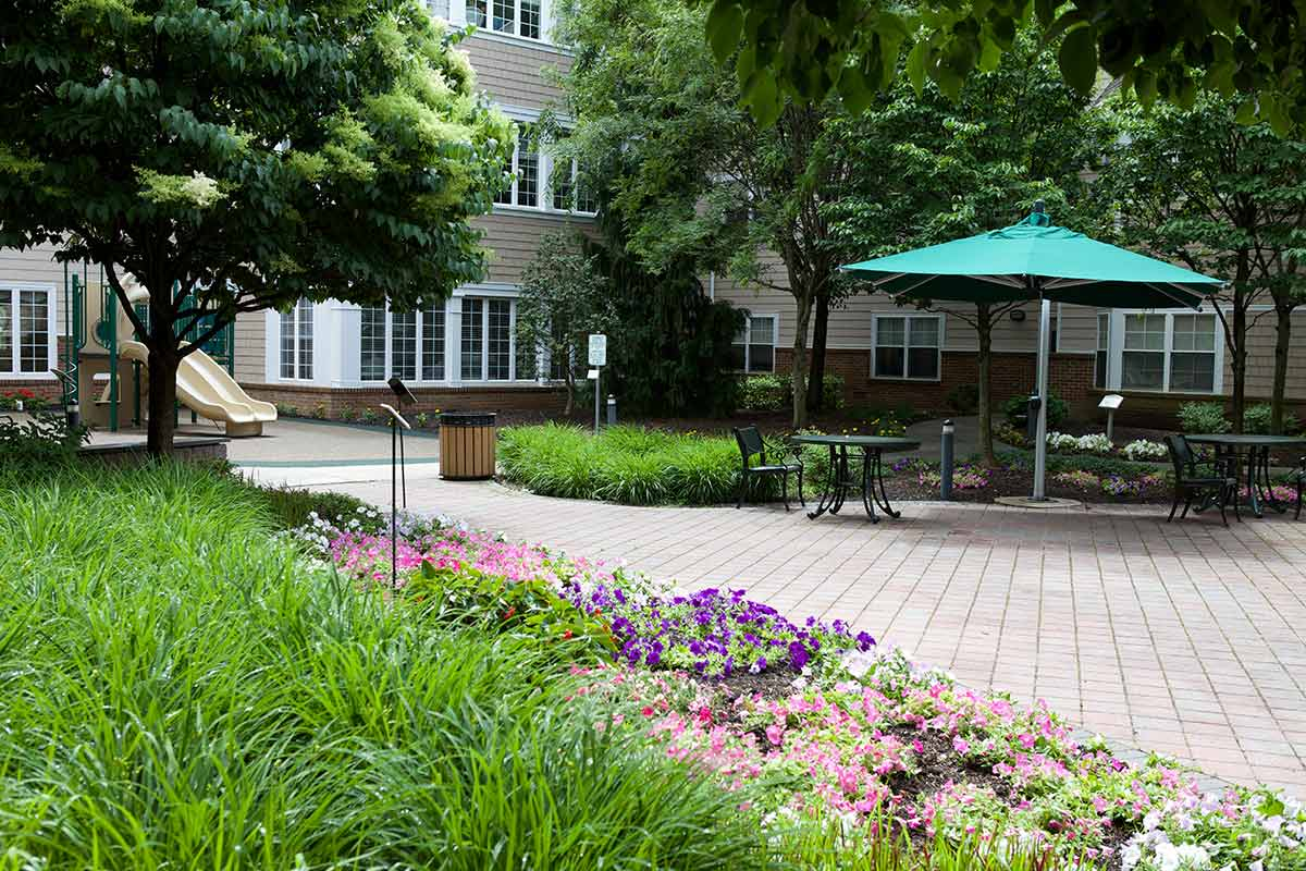 Mother's Garden at Abramson Center for Jewish Life