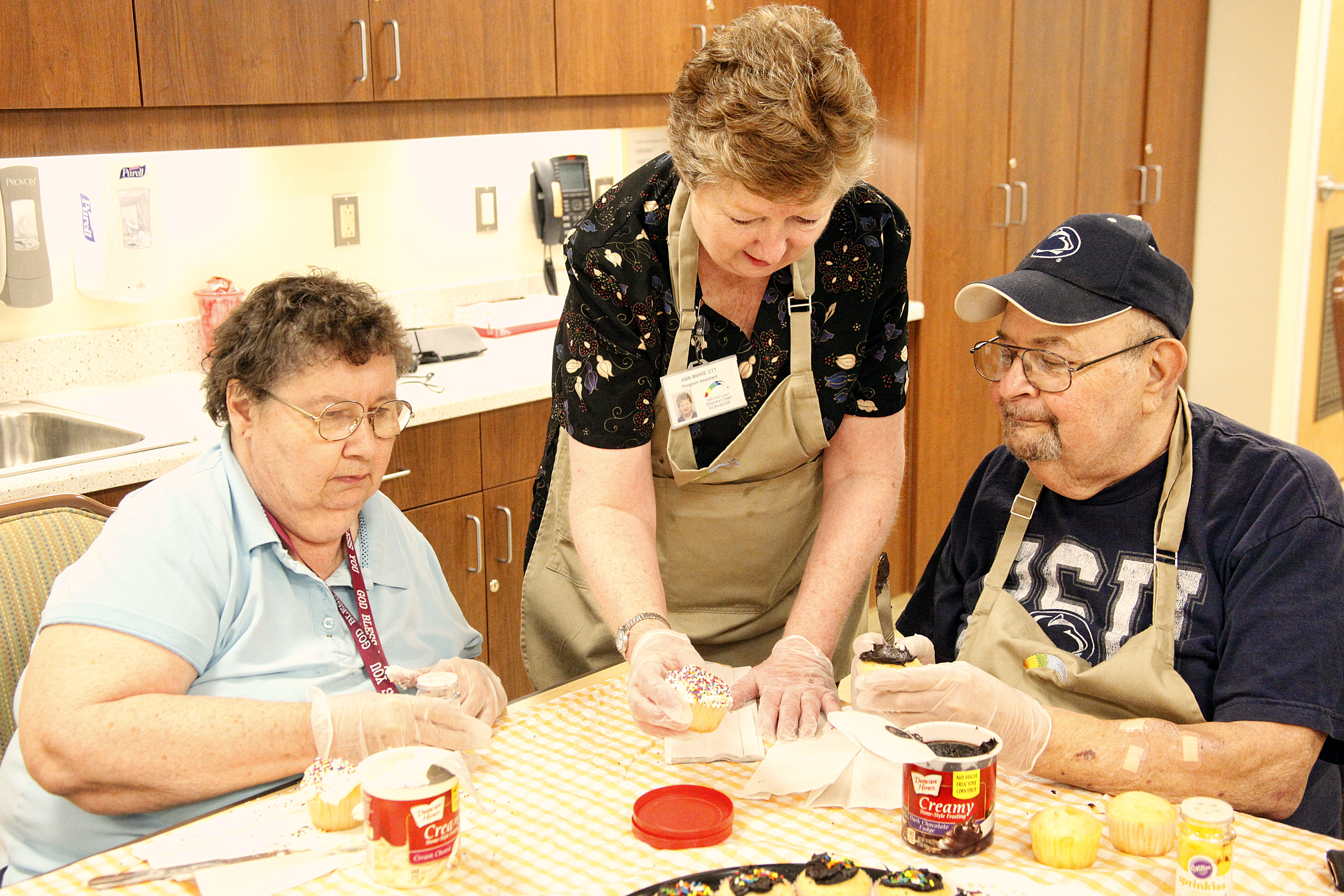 Senior adult care services