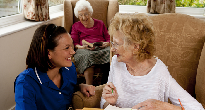 What Does Senior Living Mean?