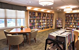 Resident Library