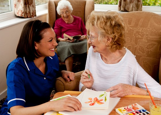 Benefits of Adult Day Care