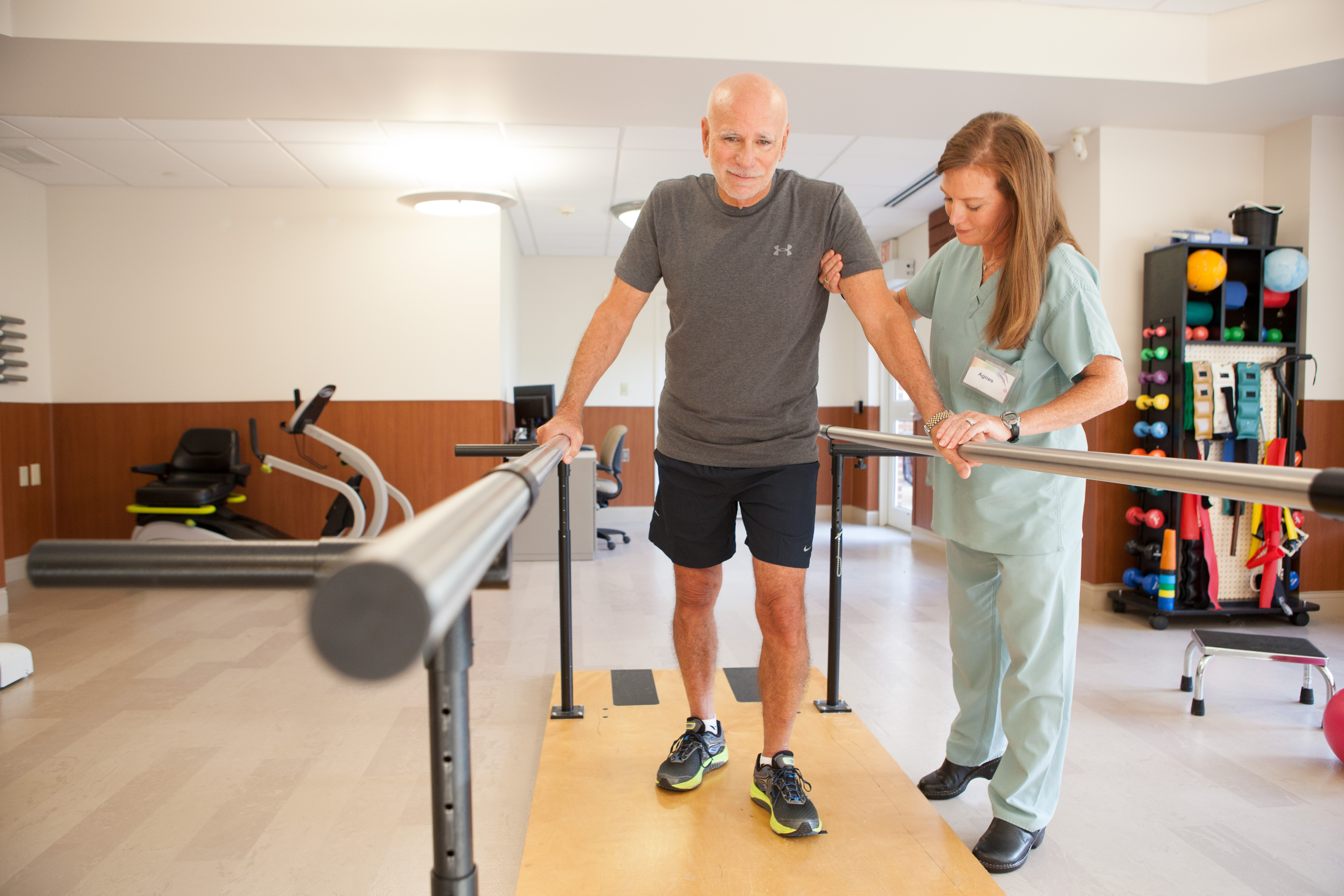 Getting the Most Out of Short-Term Rehab