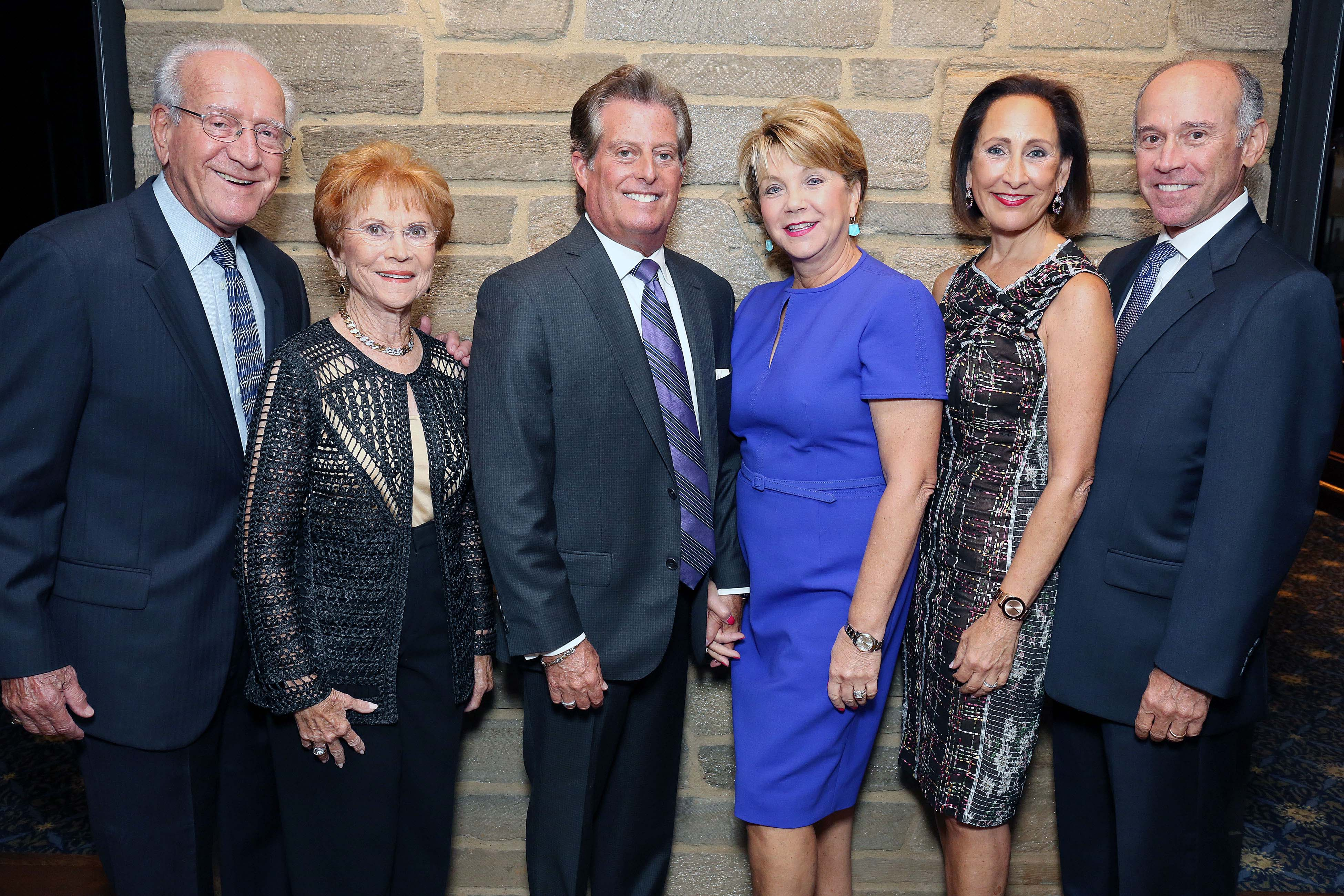 Special Contributors Honored at Pre-Ball Party