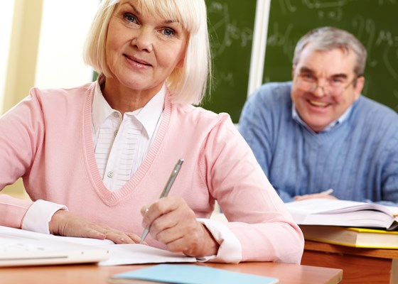 Continuing Education for Seniors
