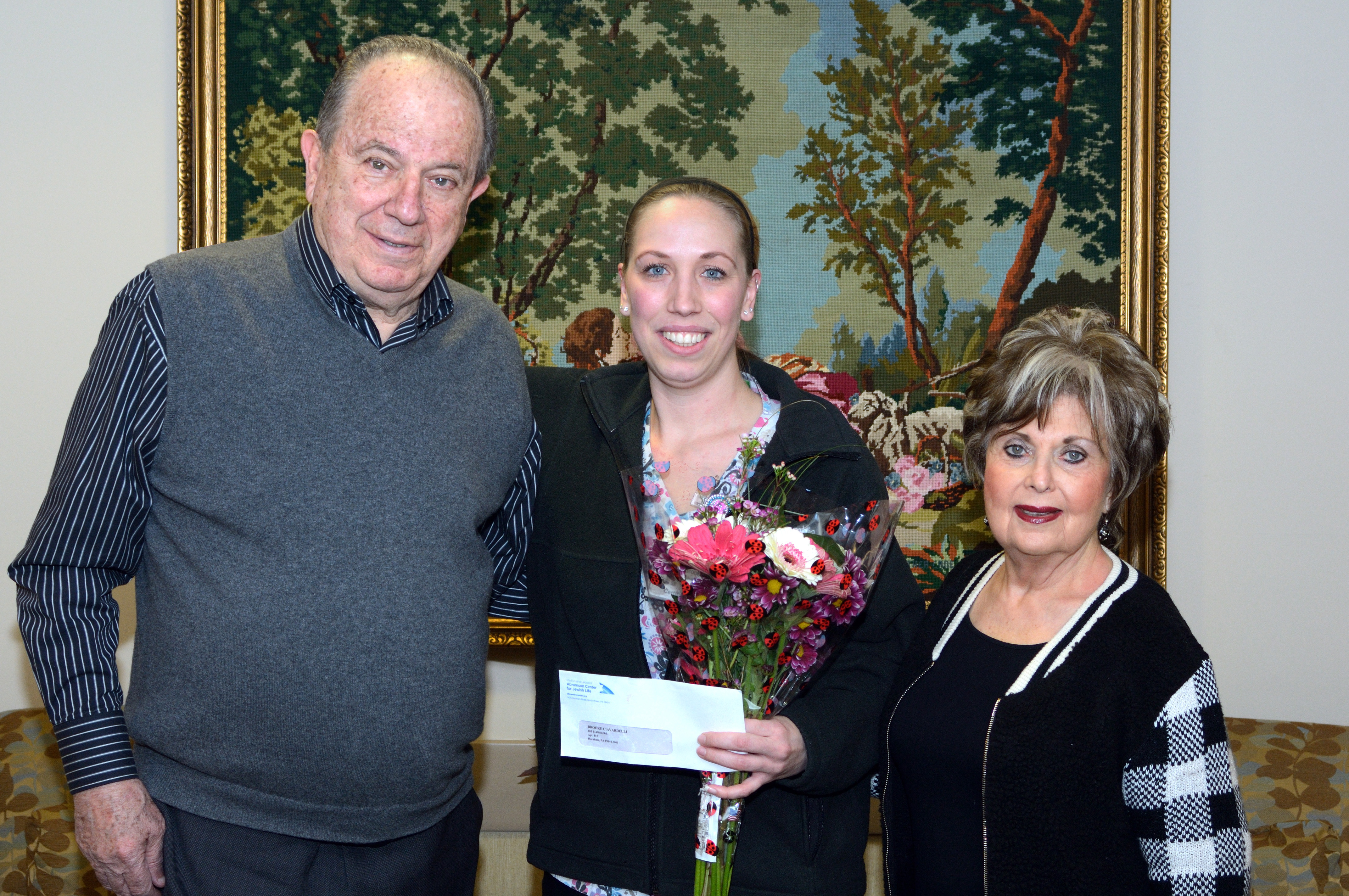 Abramson Center Honors Dedicated Caregiver with Leah Berman Award