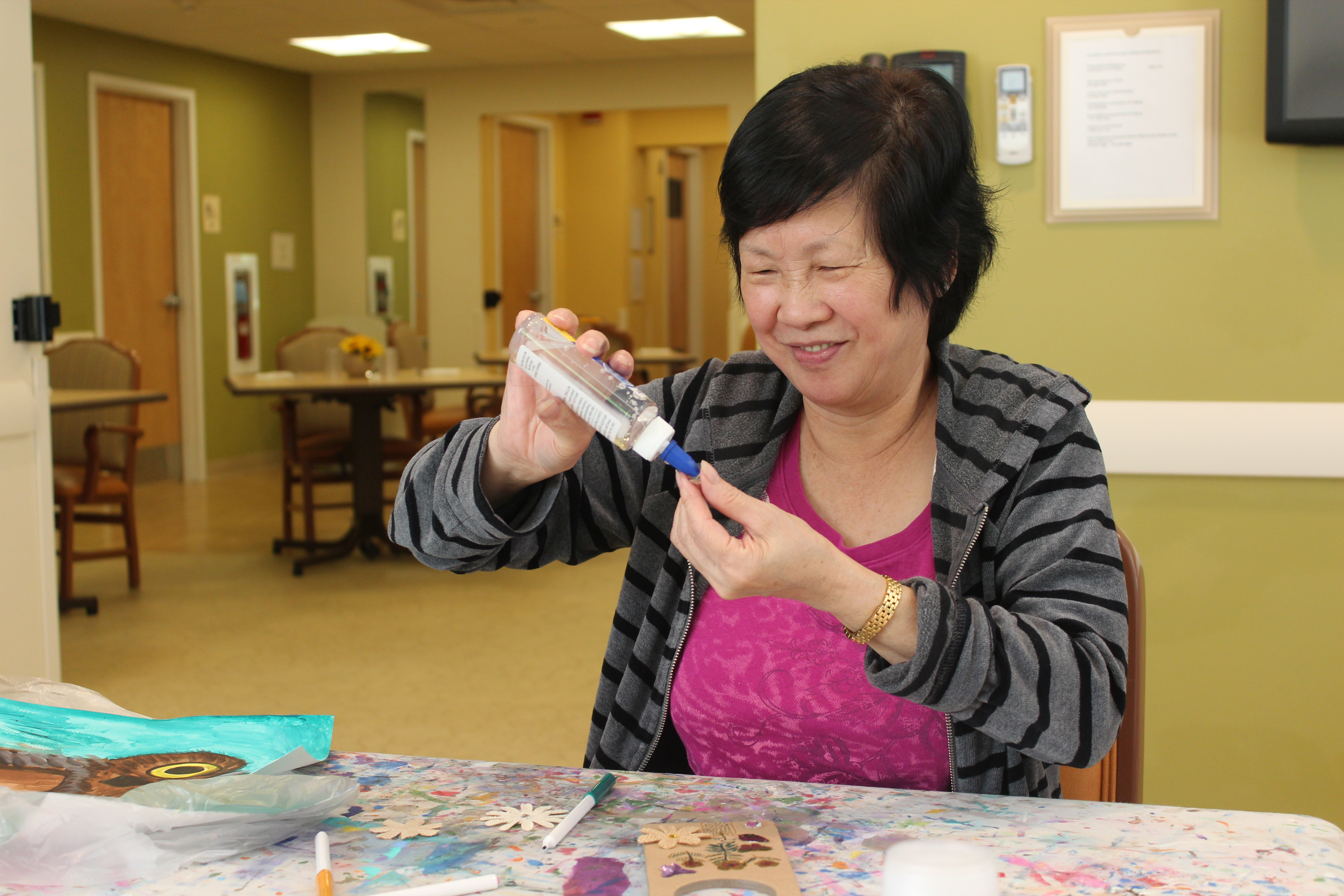 What Activities and Services are Part of Abramson Center's Medical Adult Day Program