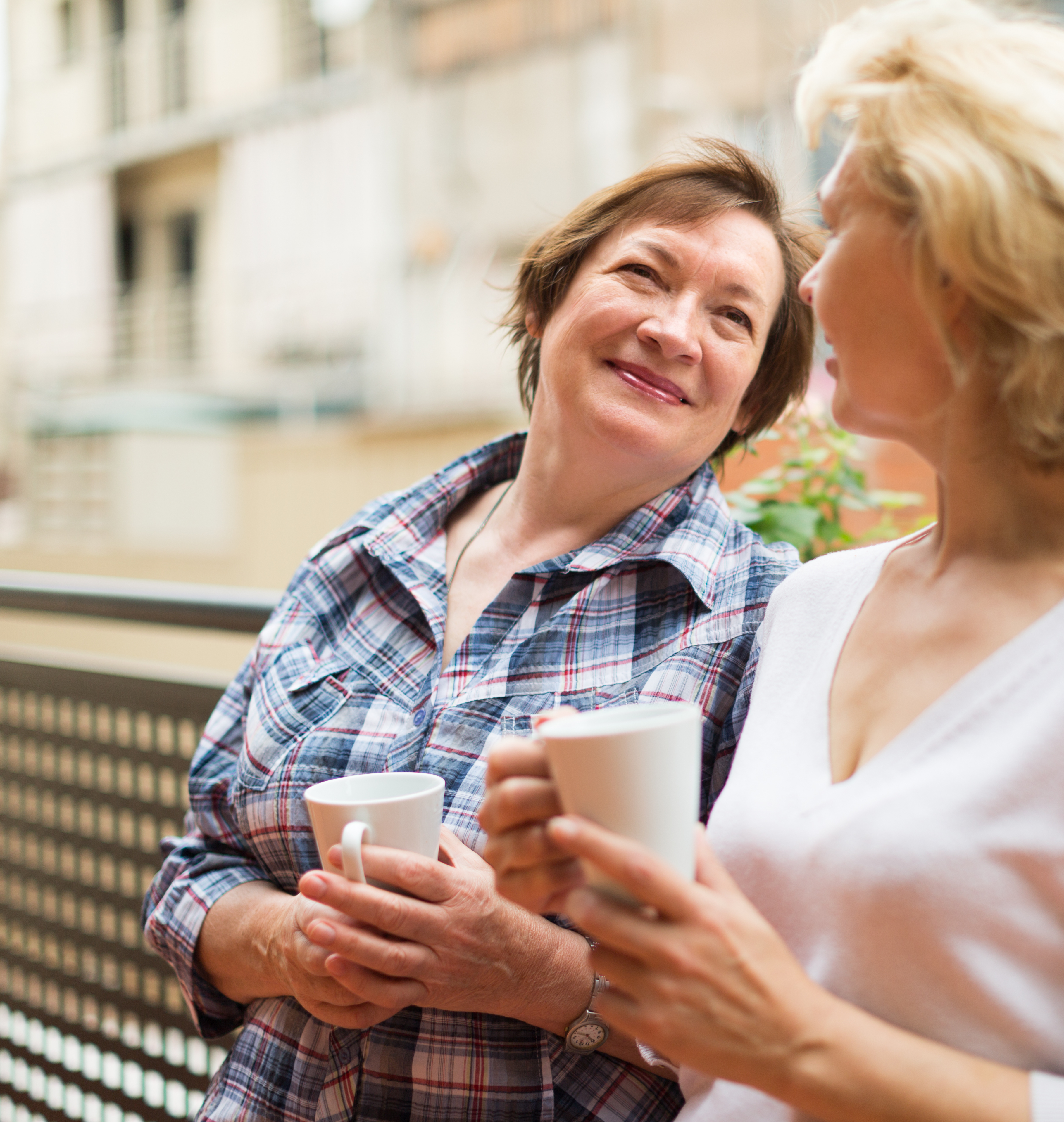 Providing Emotional Support to a Family Caregiver