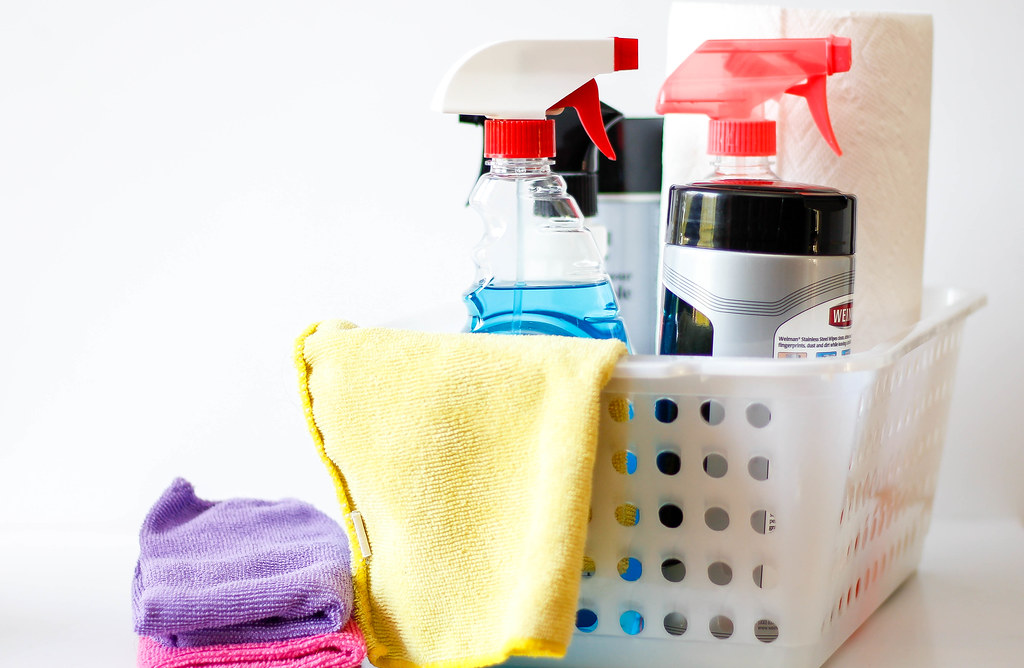 Safely Cleaning and Disinfecting Your Home During COVID-19